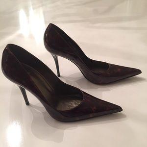Gorgeous Stuart Weitzman brown heels